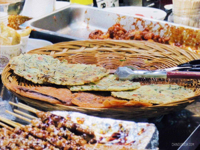 gastronomie coréenne - pajeon