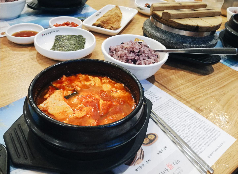 gastronomie coréenne -