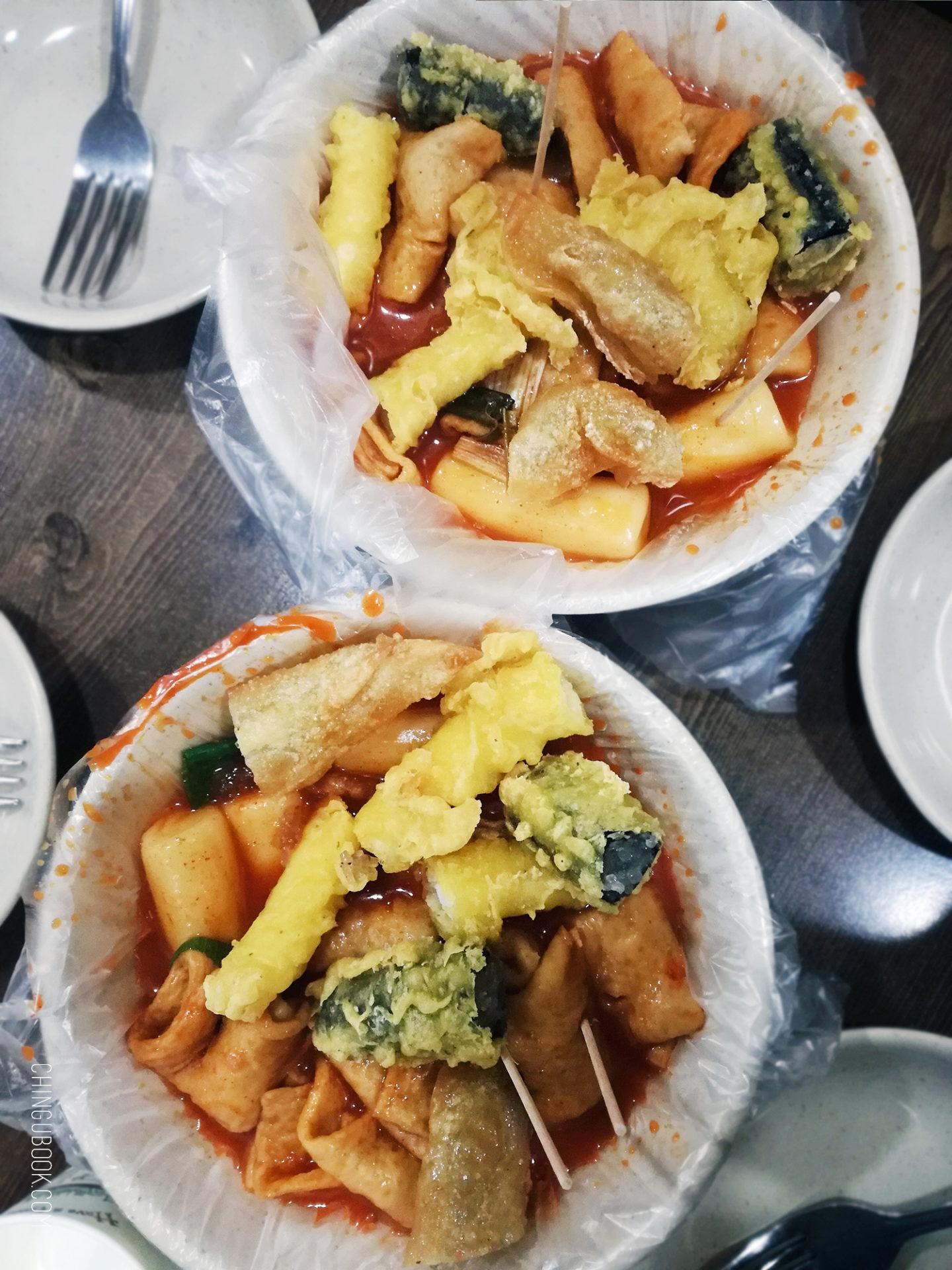 gastronomie coréenne - twikim
