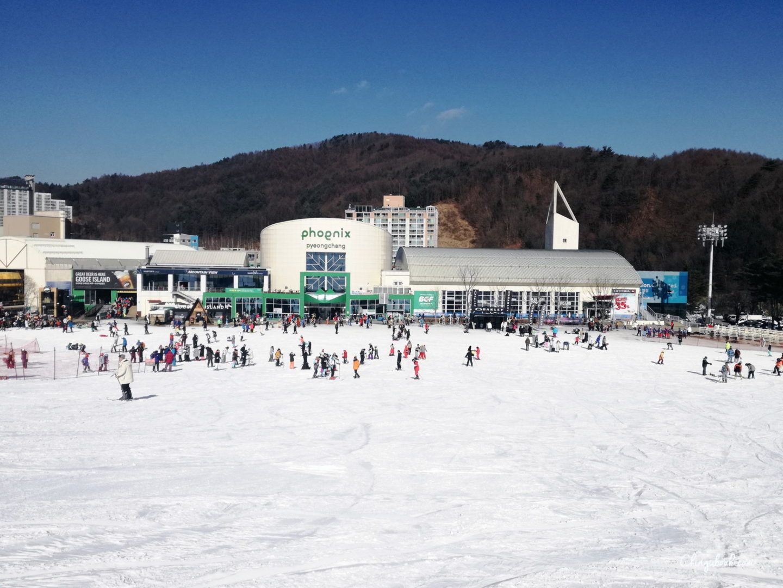 séjour ski Corée du Sud