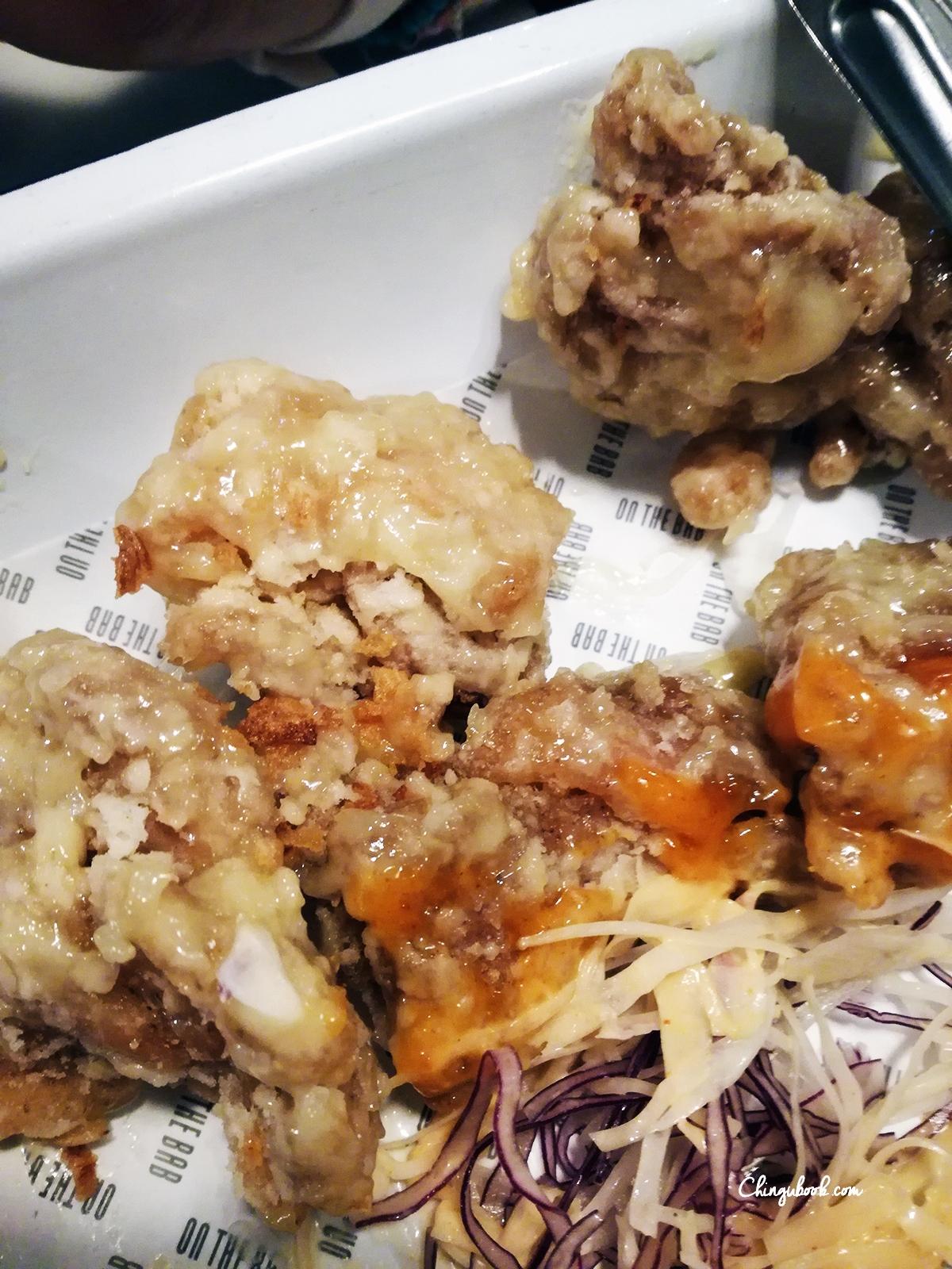 poulet coréen paris