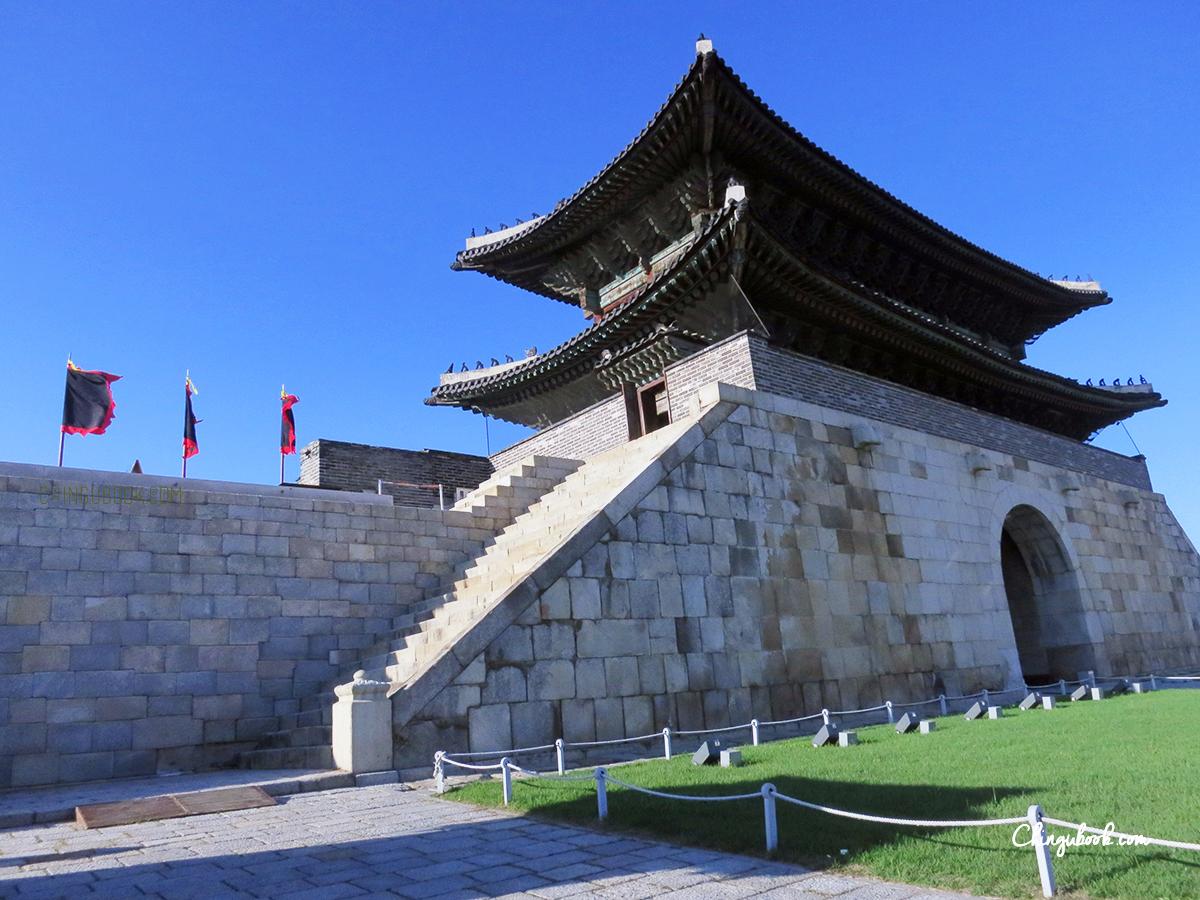 Hwaseong forteresse Suwon